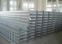 电缆防火桥架分类 上周钢价上涨0.5%